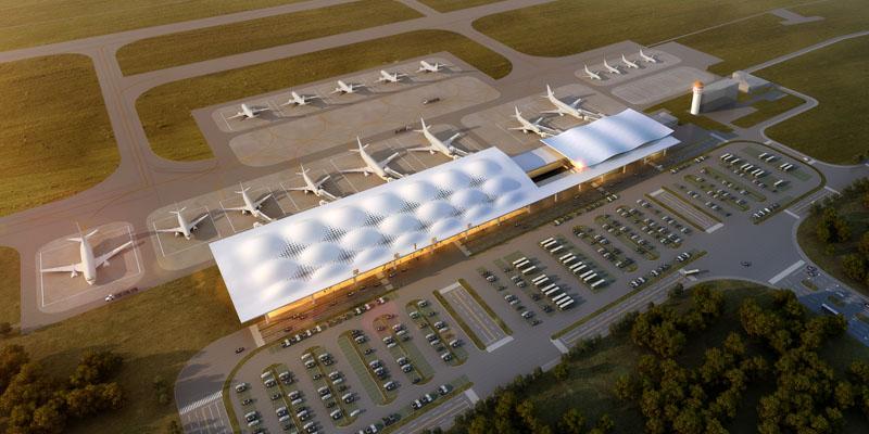 齐发游戏海拉尔机场扩建项目
