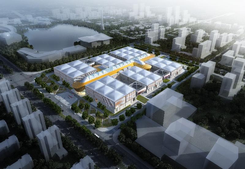 齐发游戏市国际会展中心